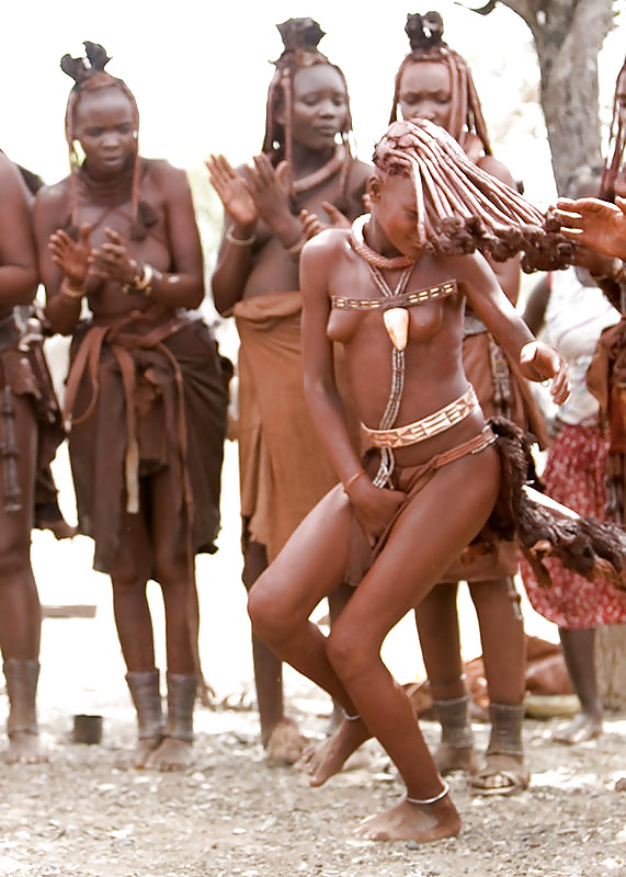 Cewek Seksi Bugil Suku Pedalaman Afrika