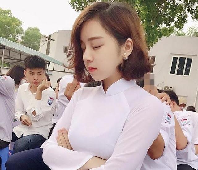 """Dàn """"thiên thần áo trắng"""" thế hệ 2K, có người lên cả báo Trung, Hàn"""