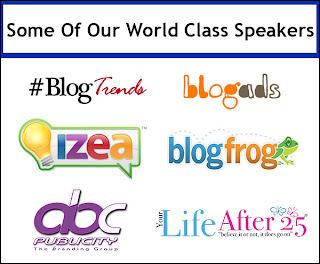 Blog Workshop Speakers
