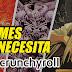 TOP 5: Series clásicas que nos gustaria ver en Crunchyroll