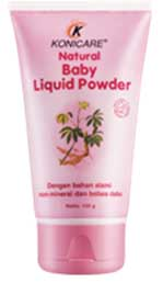 Konicare Natural Baby Liquid Powder