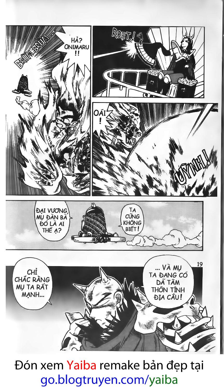 Yaiba chap 122 trang 16