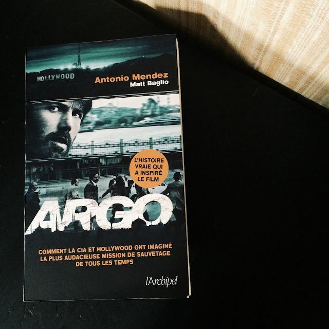 Argo - Antonio Mendez