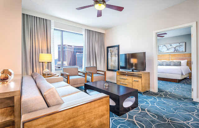 Wyndham Desert Blue, a striking resort with comfort and fun built right in. With an ideal location just off the world-famous strip, it's the perfect place to stay while you create your own brand of fun in the glitz and glamour that is Las Vegas.