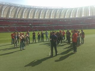 Dia do Desafio incentiva empregados da CPRM a aderir à prática de esportes