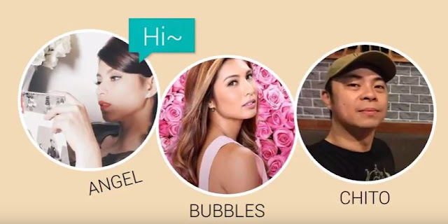 Tropang ABC - Angel Locsin, Bubbles Paraiso And Chito Miranda's Friendship Goals That You'd Want To Achieve With Your Friends! WATCH IT HERE!