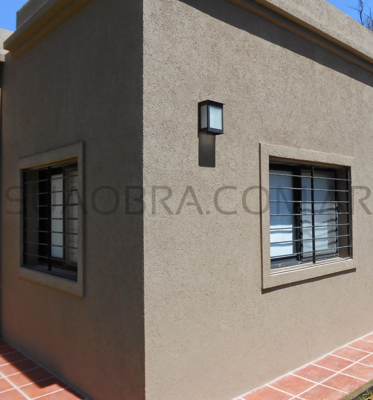 Aplicacion de revestimiento plastico para paredes - Revestimiento para paredes exteriores ...