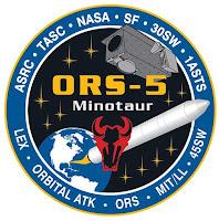 Orbital ATK - Minotaur IV ORS-5 Launch