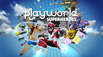 Download Game Android Gratis Playworld Superheroes apk + obb