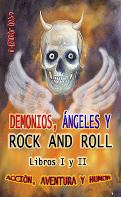 """ENTREVISTA A PACO LORENTE: Autor de """"Demonios, ángeles y"""
