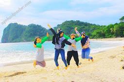 Liburanke Pulau Sangiang Ala Backpacker