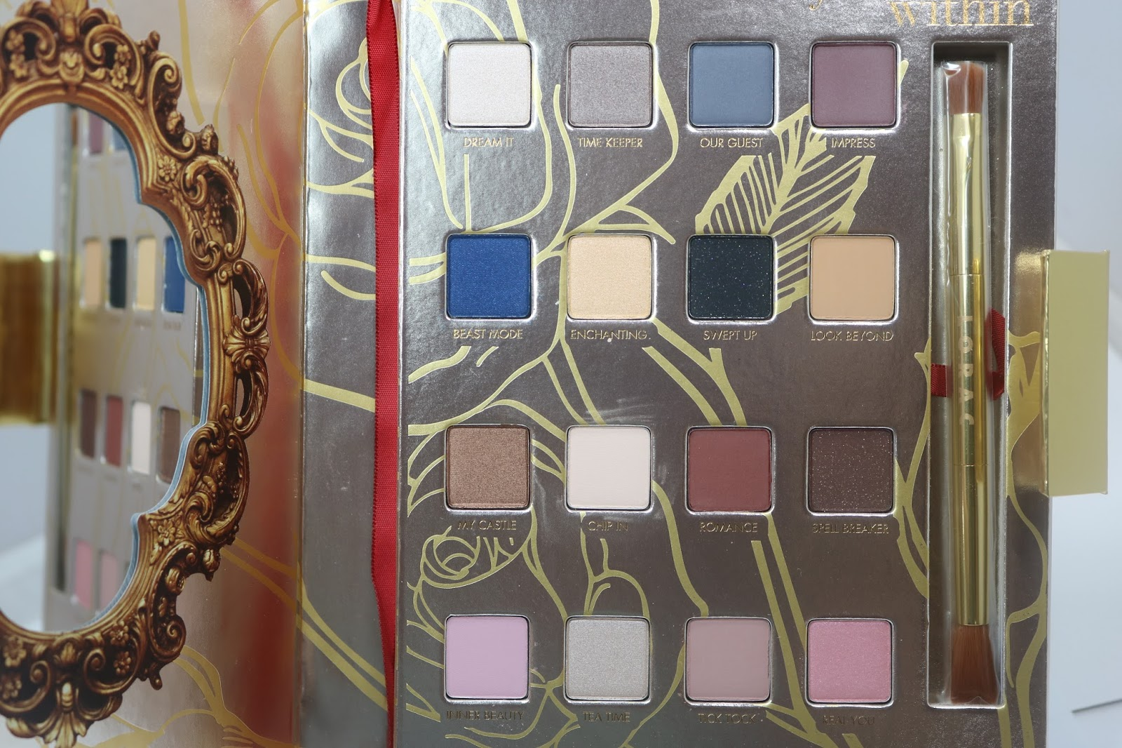 LORAC Beauty and the Beast palette