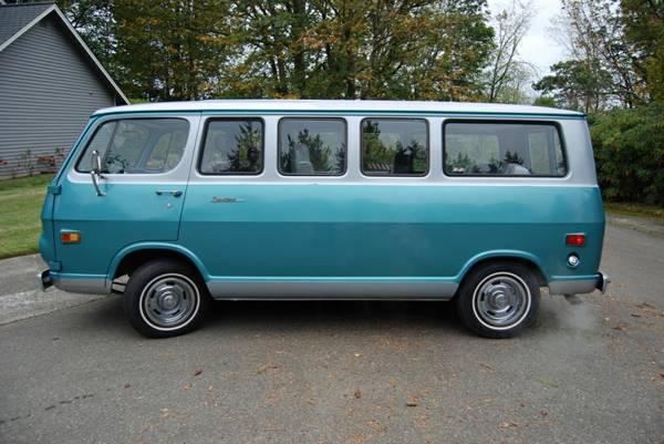 1969 Chevrolet Sportvan 108 | Auto Restorationice