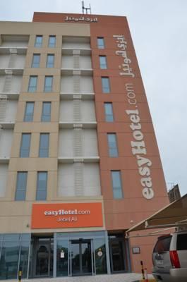 فندق أيزي هوتيل جبل علي