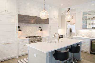 Redoing A Kitchen Countertop