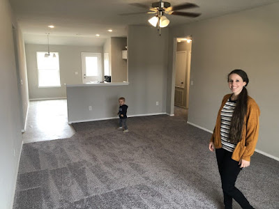 Jill Duggar Dillard new house