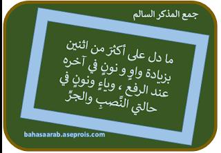 Penjelasan Jama' Mudzakar Salim | جمع المذكر السالم