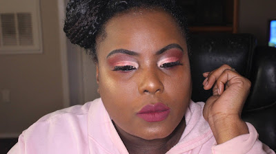 Eyeshadow Look Valentine's