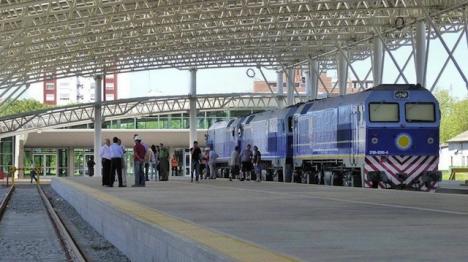 Estación de Tren de Mar del Plata