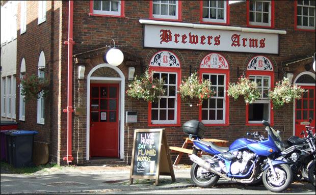 Burgess Hill Pub