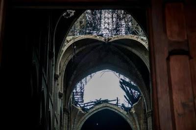 Βραχυκύκλωμα το πιο πιθανό αίτιο της φωτιάς στην Παναγία των Παρισίων