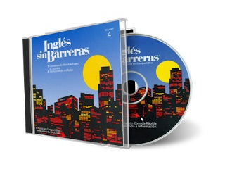 Inglés Sin Barreras – Audio CD 04