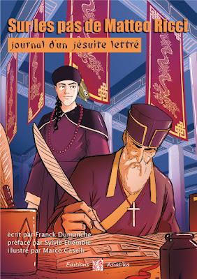 Sur les pas de Matteo Ricci Editions Asiatika