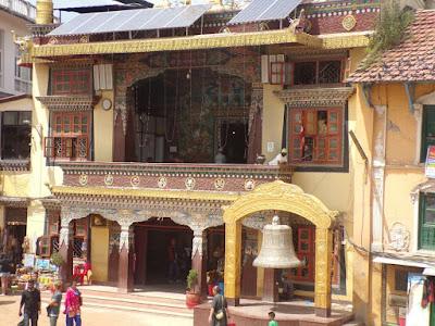 monasterio boudanath