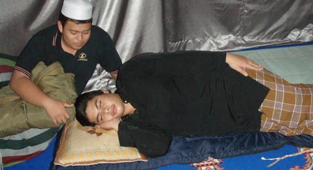 Cara Dan Tips Tidur ala Rasulullah SAW