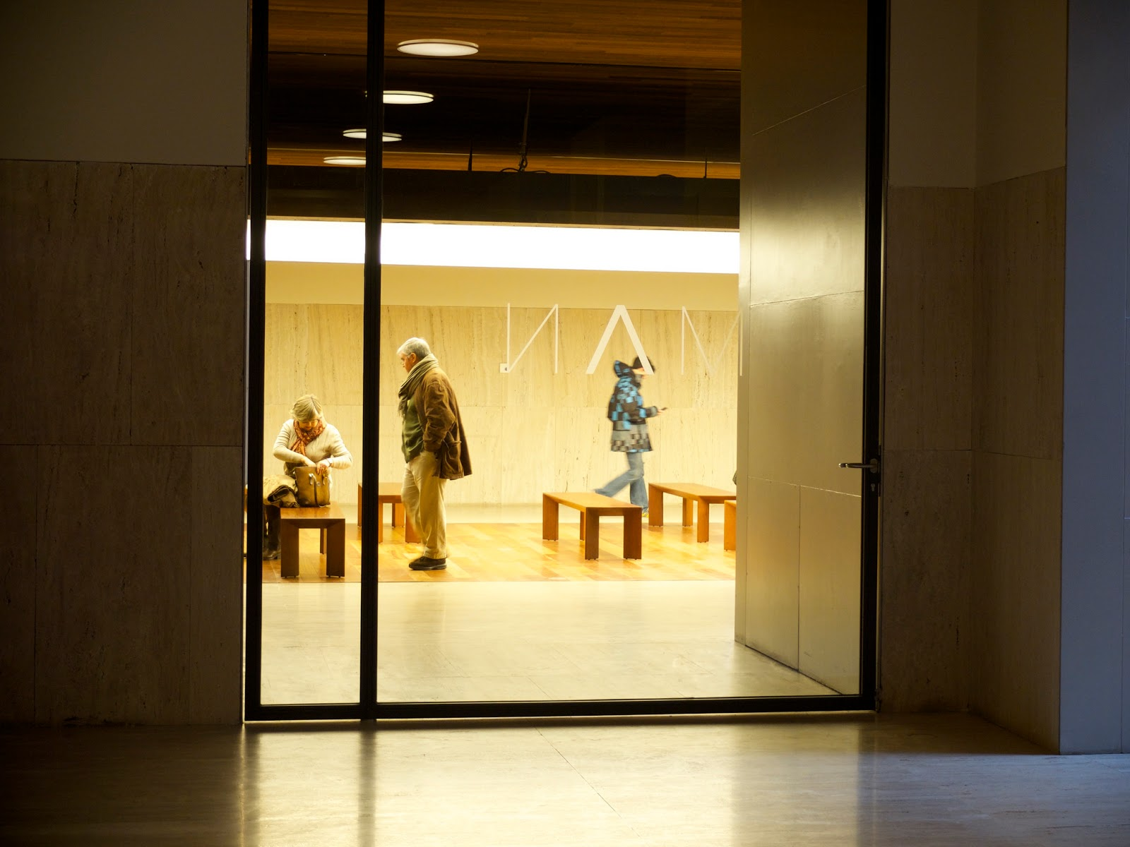 Museo Arqueológico Nacional, Madrid 2015