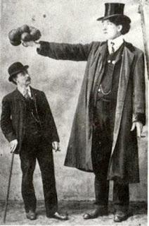 Edouard (manusia tertinggi)