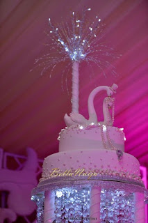 History and Importance of Wedding cake cutting in Nigeria 2