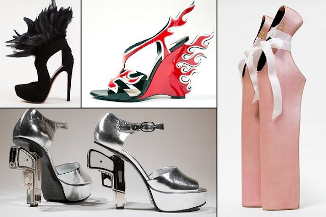 مراحل تطور الحذاء عبر التاريخ