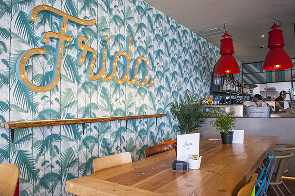 Brunch in Madrid: Frida