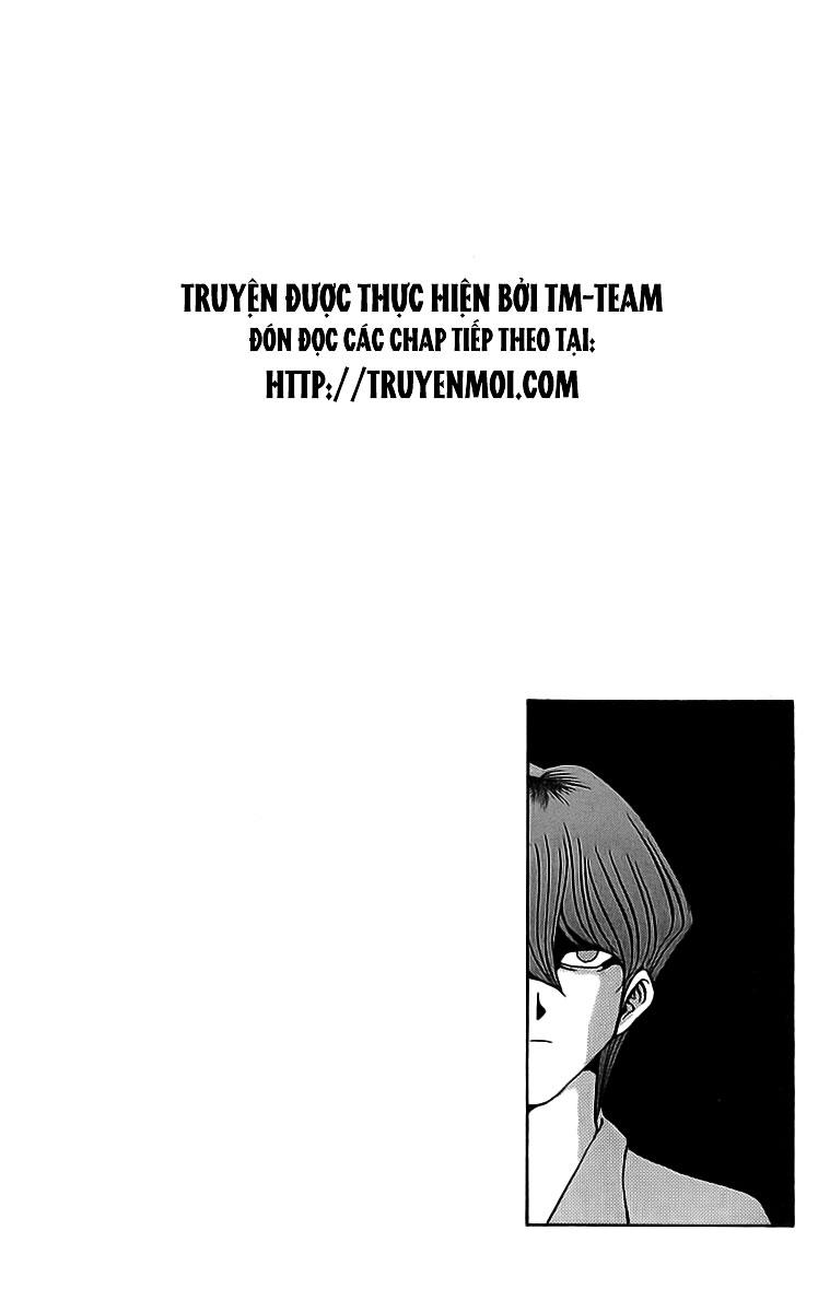 YUGI-OH! chap 27 - trò chơi trừng phạt trang 26