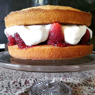 food, baking, victoria sponge recipe