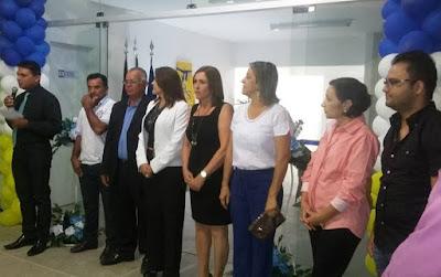 Unidade de Saúde é inaugurada no município de Zabelê