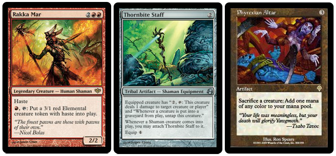 Commanding Thoughts: Card Spotlight