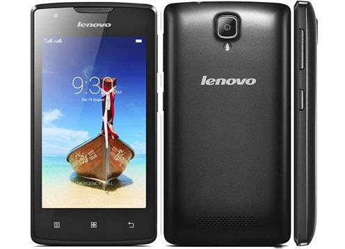 Spesifikasi dan Harga Lenovo A1000, Ponsel Android Lollipop Satu Jutaan