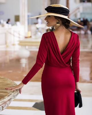 Vestidos para INVIERNO de FIESTA elegantes que no conoces