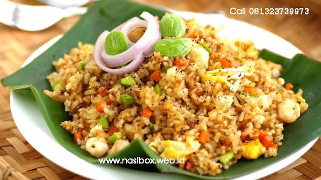 Resep nasi goreng kari nasi box patenggang ciwidey