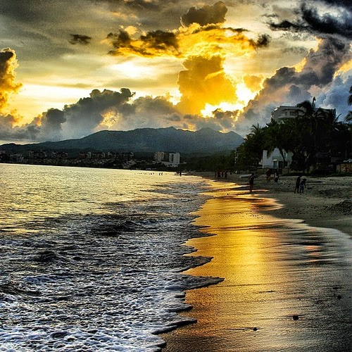 Puerto Vallarta, Mexico | 10 Places to See Beautiful Sunset Around The World