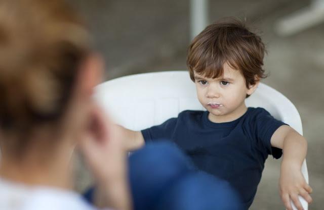 Lakukan hal ini Untuk Mengatasi Anak Yang Marah