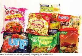 THE WAR OF NOODLES, GOLDEN PENNY, INDOMIE OR TUMMY TUMMY?