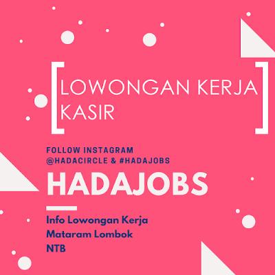 Lowongan Kerja Kasir Mataram Lombok NTB