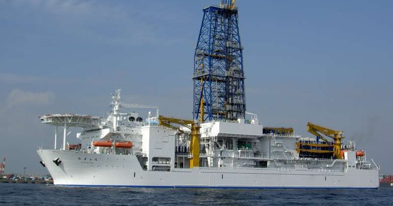 JobAtSea: 3rd Officer for Drilling Vessel