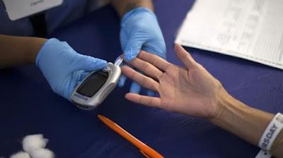 alat pengukur gula darah