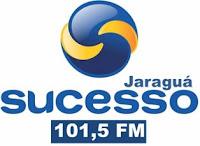 Rádio Sucesso FM de Jaraguá ao vivo