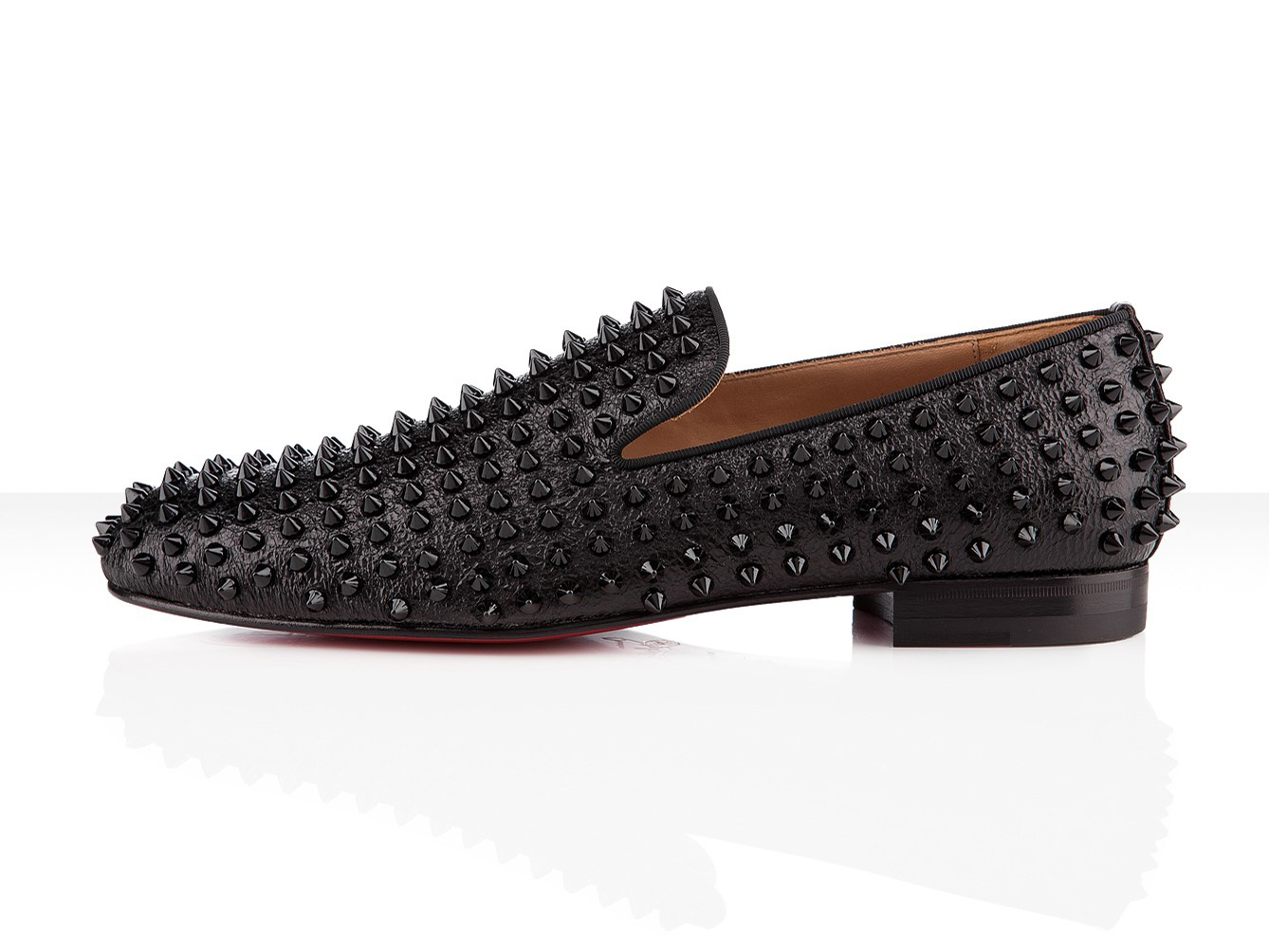 cheap for discount 3c1fd ceb97 Christian Louboutin Fall Winter 2012 Roller-Boat Black Men s Flat –  1095.  If you like black sneakers and Vans, this is definitely a must have.