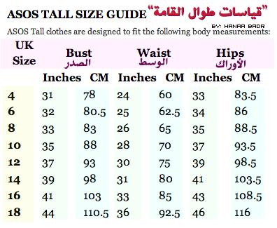 75e731da5 لذلك المقاس العادي (وليس المقاس المصغر) يكون هو نفس الطول على العارضة فليس  مهمًا دائمًا التركيز على مقاسات ...